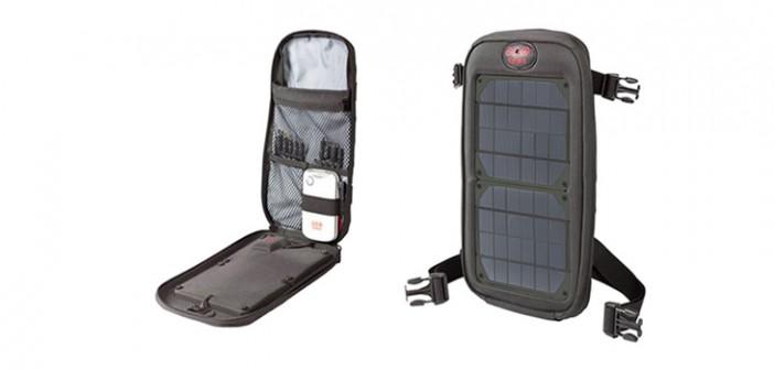 Încărcător solar portabil pentru laptop și telefon FUSE 4W