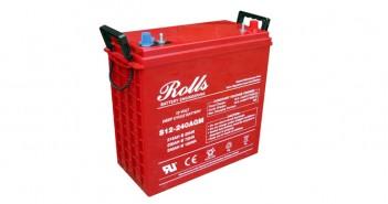 Baterii pentru stocare de energie solară şi eoliană