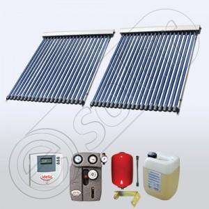 Colectoare solare cu tuburi vidate pentru apă caldă