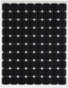 Panou solar fotovoltaic monocristalin
