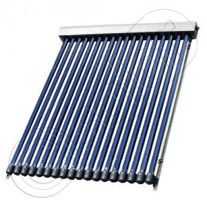 Panou solar termic cu tuburi vidate