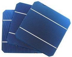 Celule solare monocristalineCelule solare monocristaline