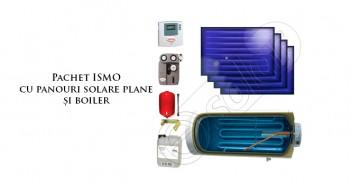 Pachet ISMO de panouri solare