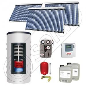 Panouri solare vidate cu boiler