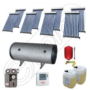 Instalație solară apă caldă