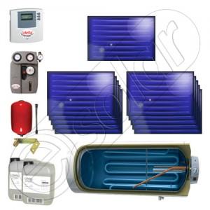 Panouri solare cu boiler