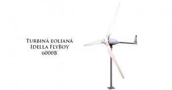 Turbină eoliană pentru obținere de energie