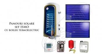 Panouri solare cu boiler termoelectric