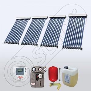 Seturi de colectoare solare pentru obţinerea de energie termică la cele mai mici preţuti