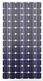 Panou fotovoltaic solar monocristalin IPM 245W de dimensiune mare potrivit pentru o rulotă