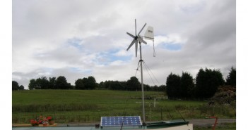 Generator de curent eolian