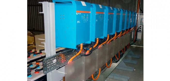Sisteme back-up trifazate 10000W cu acumulatori