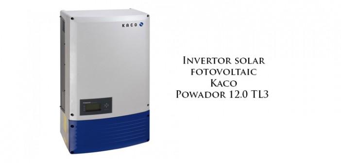 Invettor solar fotovoltaic prețuri ieftine