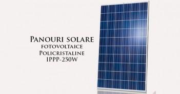 Panouri solare multicristaline prețuri ieftine