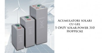 Acumulatori cu gel la prețuri ieftine