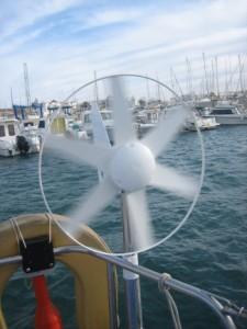 Miniturbine eoliene pentru vacanță