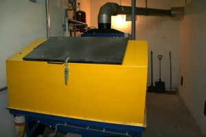 Centrală termică pe peleți, lemne sau rumeguș 100-150 KW FUTURA BIO 150 de calitate
