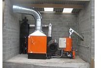 Centrale termice cu ardere pe peleți Idella Edana 40 KW de calitate