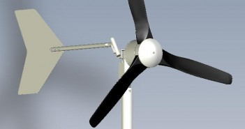 Turbina eoliană pentru casă Idella FlyBoy 600W WKR preț