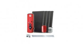 Kit cu panouri solare pentru apă caldă preț