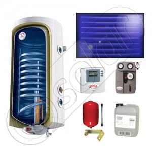 Set panou solar temic și boiler solar preț