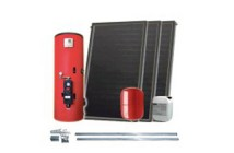 Kituri solare termice cu panouri solare Idella și boiler Solarbag 400.2 preț