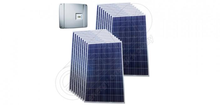 Sistem fotovoltaic pentru producție de energie preț