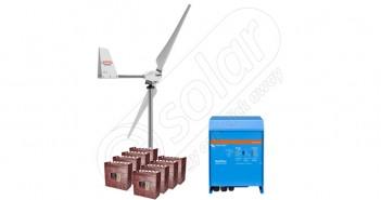 Instalații cu centrale eoliene de 1500W pentru irigații în agricultură preț