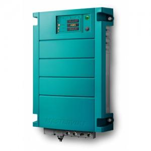 Controler pentru sisteme fotovoltaice şi eoliene 230V-12A-24V preț