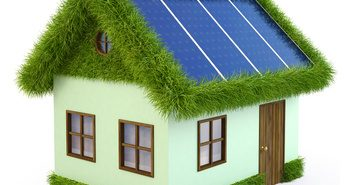 panouri fotovoltaice casa verde