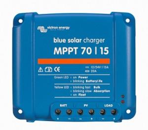 Regulator solar pentru baterii BlueSolar MPPT-70 12-24V-15A