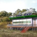 Locuintă eficientă energetic off grid
