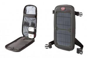 Incarcator solar portabil pentru laptop si telefon FUSE 4W