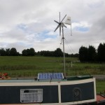 Generator curent eolian