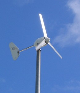 Instalaţii eoliene pentru casă