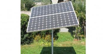 Instalaţii solare fotovoltaice pe tracker