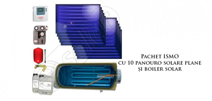 Pachet panouri solare