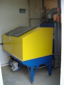 Centrală termică pe peleţi şi lemne pentru încălzire ieftină