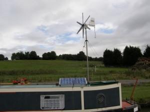 Generator eolian de curent electric
