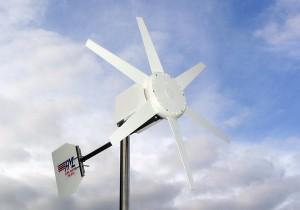 Instalaţie eoliană pentru casă