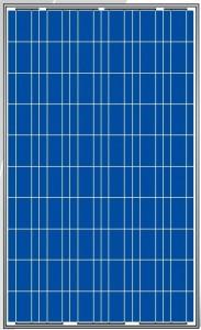 Panouri solare fotovoltaice cu celule policristaline