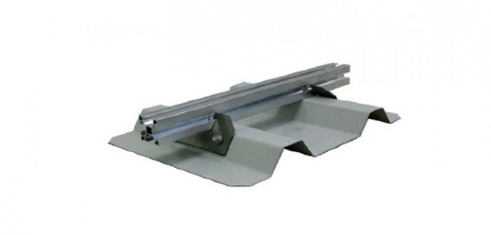 Structuri pentru acoperiș solar din tablă