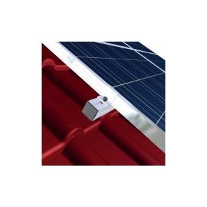 Suporţi pentru panouri fotovoltaice pentru acoperiş din ţiglă