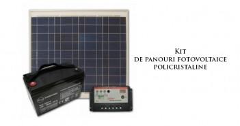 Panouri fotovoltaice policristaline