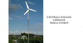 Centrală eoliană germană Idella