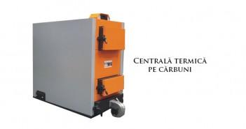 Centrala termică pe cărbuni