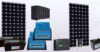 Kituri fotovoltaice monocristaline rezidenţiale