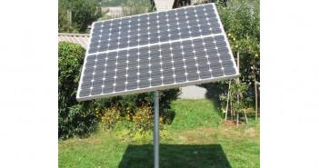 Instalații solare fotovoltaice pe tracker