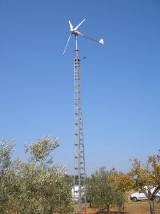 Turbina eoliană