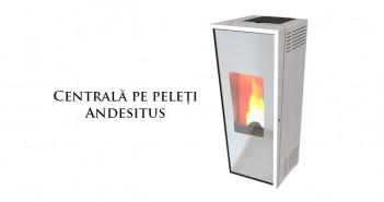 Centrală termică pe peleți de interior Andesitus